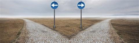 Hvor går veien